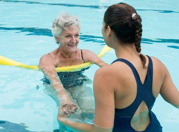 Benefits of Swimming for Seniors