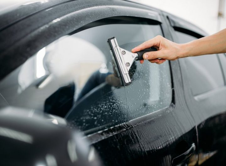 Protect your car interiors with tinted windows