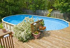 Why you should have an above ground swimming pool at your home