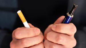 Health benefits of using E-cigs